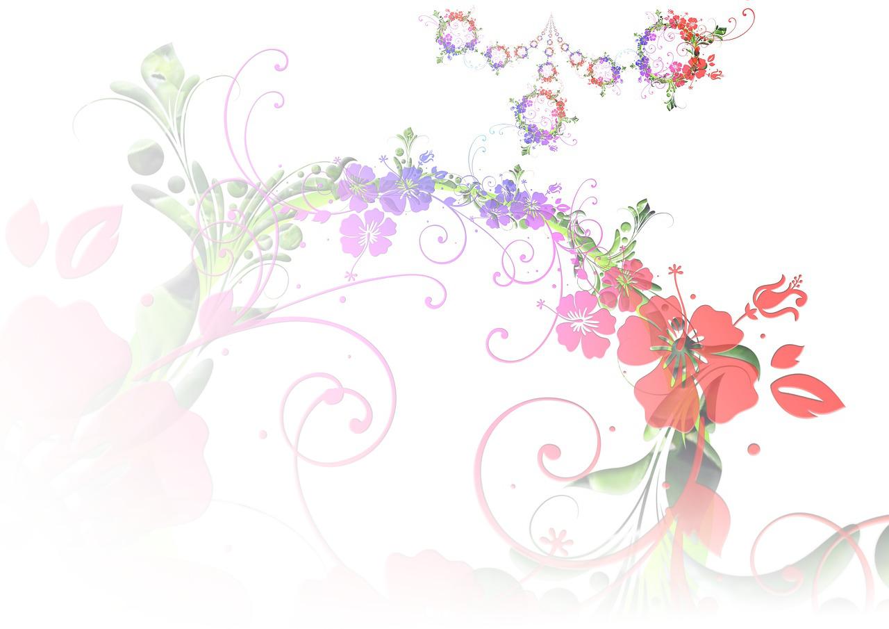 Hintergrund Blütezeiten